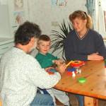 Einzelförderung in der Familie