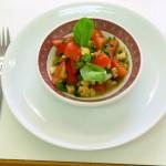 Der fertige Salat