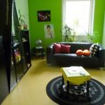 Das kleine Wohnzimmer