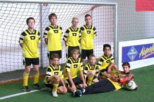 Fußballmannschaft der Johannes-Vatter-Schule