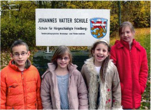 Woher kommt der Name der Johannes-Vatter-Schule?