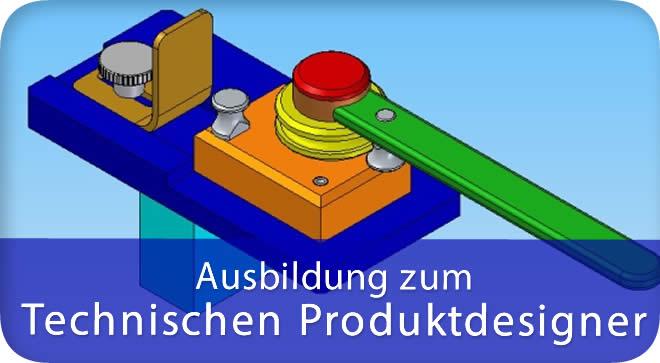 Ausbildung zum Technischen Produktdesigner an der Johannes-Vatter-Schule