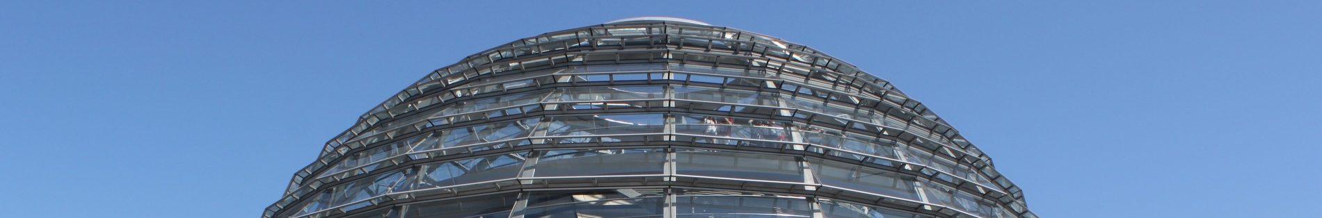Die Reichstagskuppel