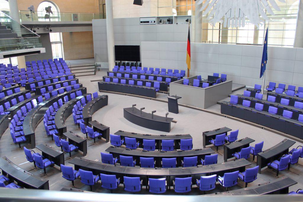 Der Plenarsaal