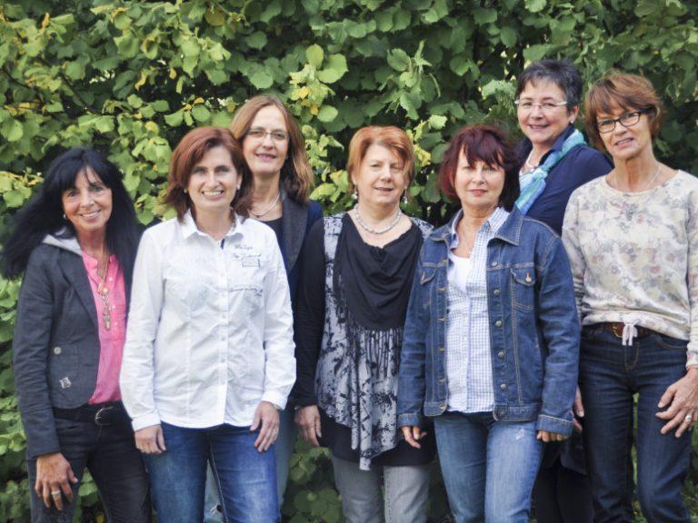 Das Team der Wechselgruppe