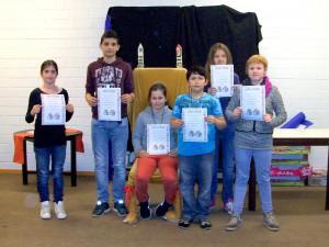Siegerin in der Klasse L 5 wurde Alma.