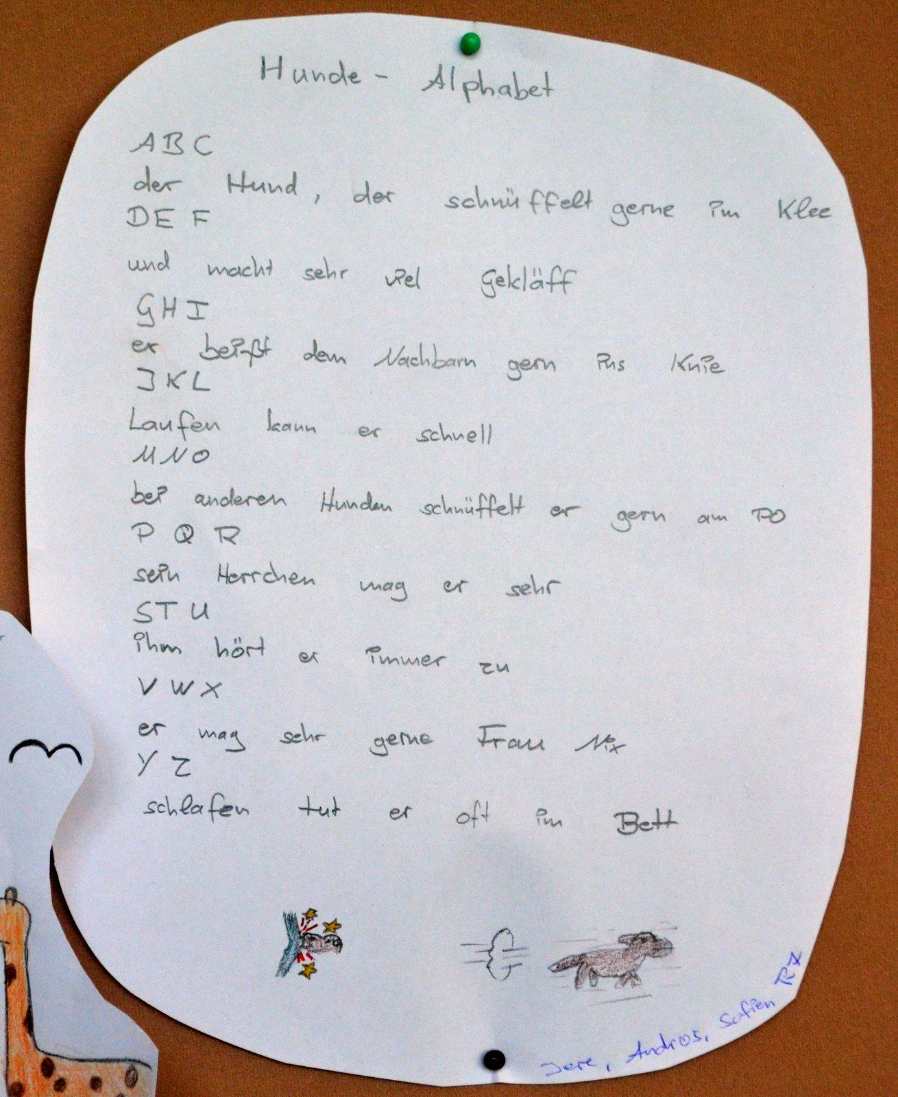 Gedichte Der Klassen R7 Und H8 Johannes Vatter Schule