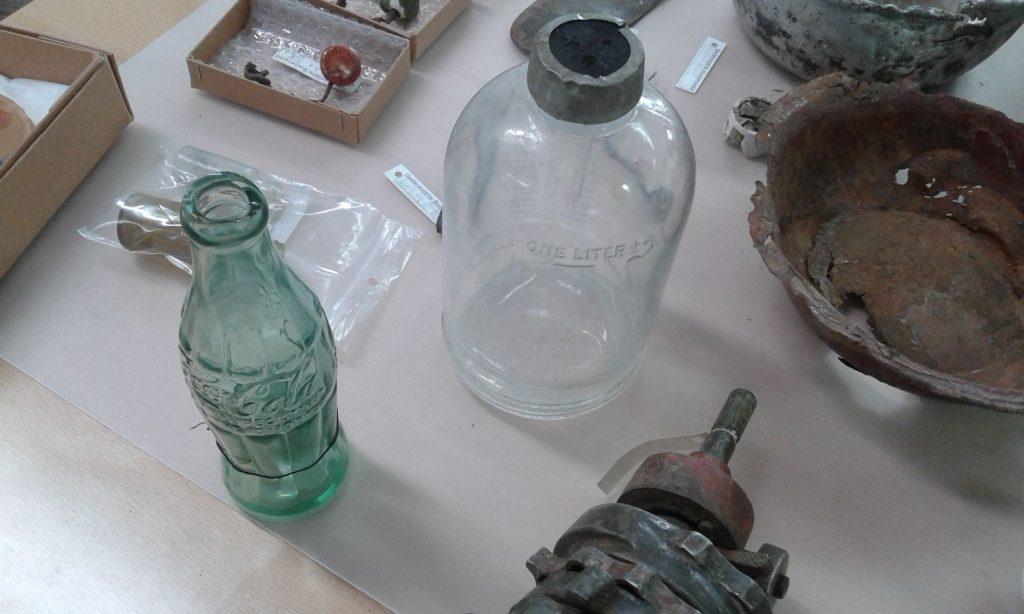 Fundsachen aus der Restaurierungswerkstatt